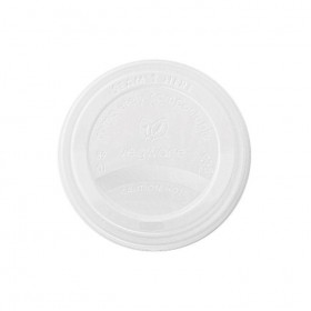 VEGWARE WHITE COMPOSTABLE...