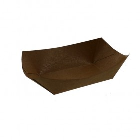 BROWN KRAFT COMPOSTABLE PLA...