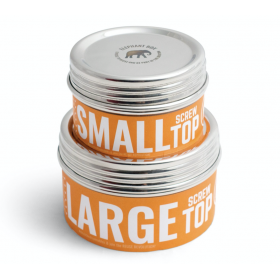 Screw Top Canister Duo