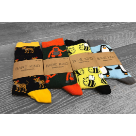 Bamboo Socks Gift Set (UK...