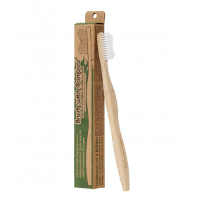 Bamboo Toothbrush - Brush...