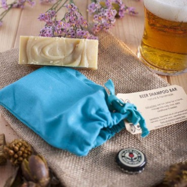 Beer Shampoo Bars (125g)