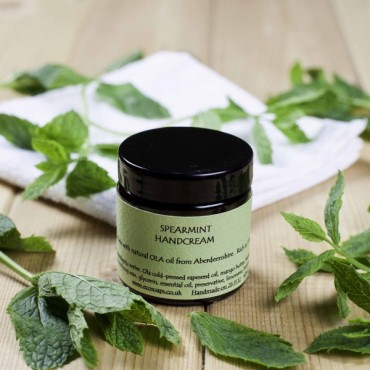 Spearmint Handcream (60g)