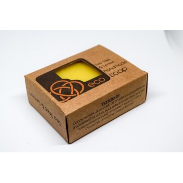 Tea Tree and Lemon Soap (125g)
