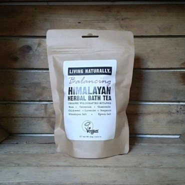 Balancing Himalayan Herbal Bath Tea