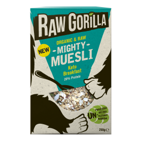 Raw Gorilla Mighty Muesli 250g
