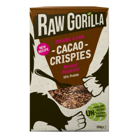 Raw Gorilla Cacao Crispies...