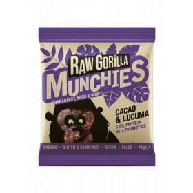 Raw Gorilla Cacao and...