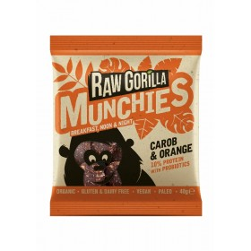 Raw Gorilla Carob and...