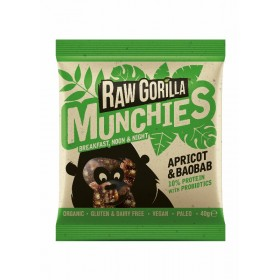 Raw Gorilla Apricot and...