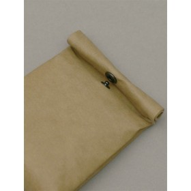 Vegan leather snack pouch