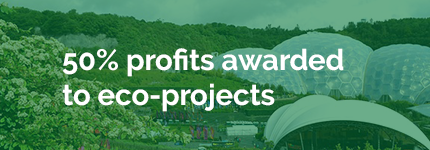50% of Eco Earth Store Profits Awarded to Eco Projects